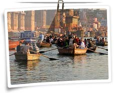 Cruise on Ganges