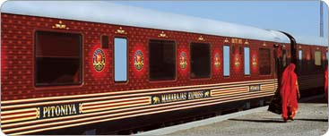 Indian Maharaja Express Train