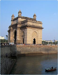 Gateway of India, West Central India